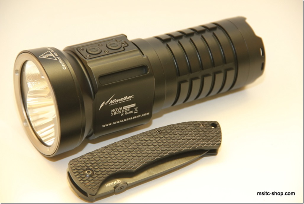 MSITC Shop Review Niwalker Nova MM18III 12000 ANSI-Lumen max.